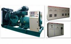 智能型全自动化柴油发电机组