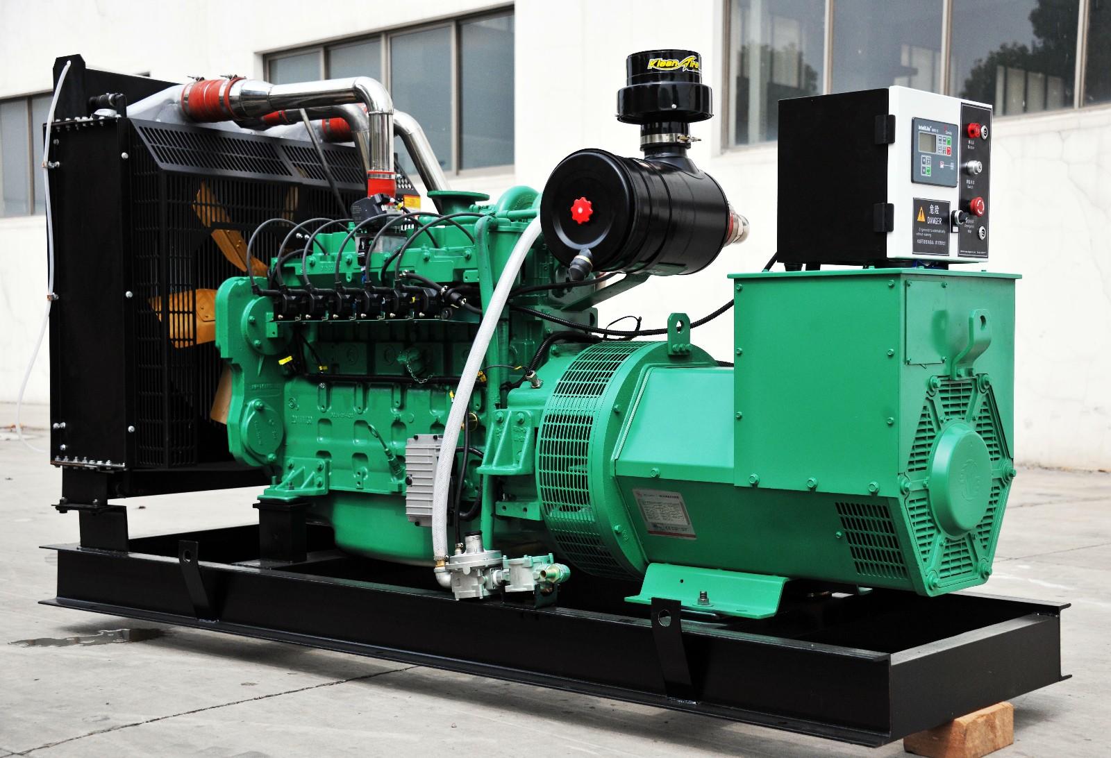 燃气型发电机组