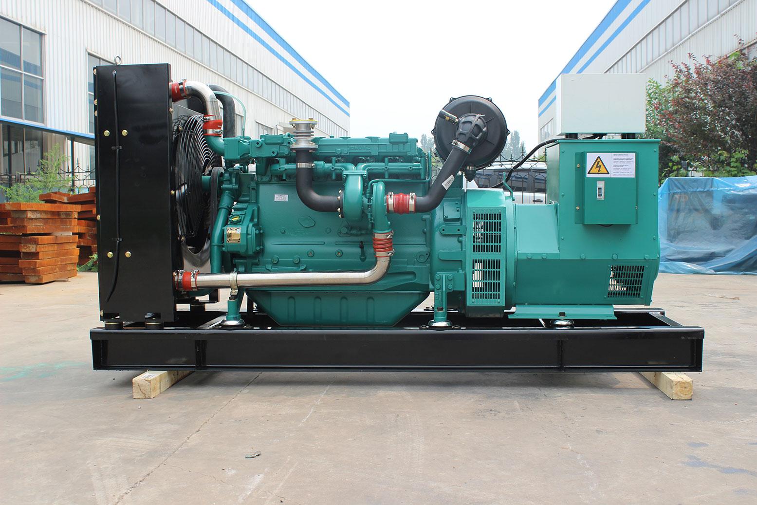 潍柴动力柴油发电机组