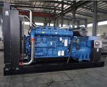 800KW发电机组