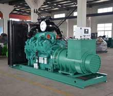 700KW发电机组