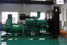 900KW发电机组