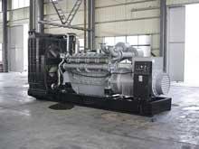 720千瓦珀金斯柴油发电机